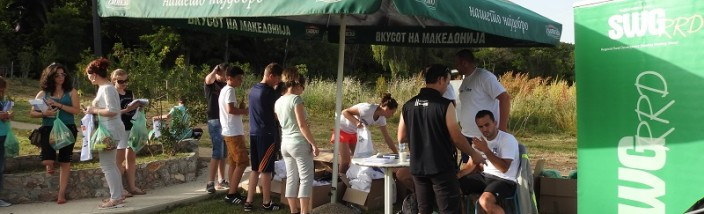 1.Registration desk in Oteshevo