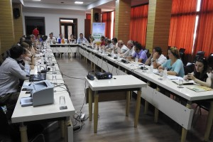1. 13th Stakeholder Group Meeting in Pogradec