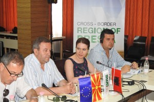 2. 13th Stakeholder Group Meeting in Pogradec