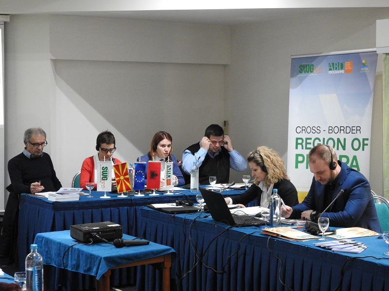 1. 16th SHG meeting in Prespa