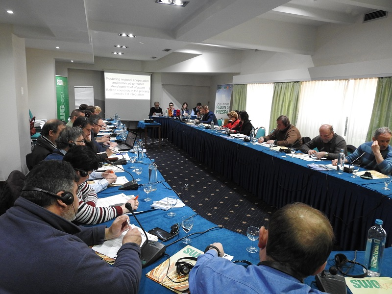 2. 16th SHG meeting in Prespa