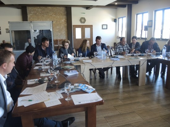 3. Contract signing for grantees in Prespa