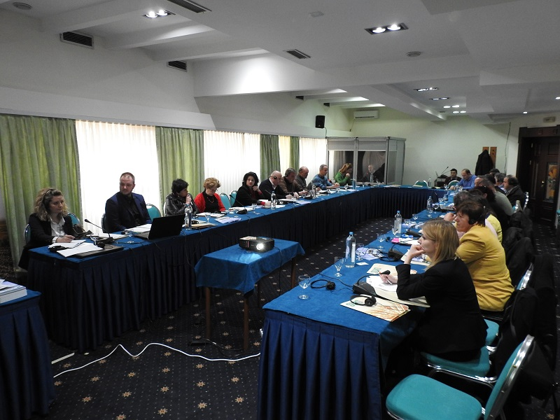 4. 16th SHG meeting in Prespa